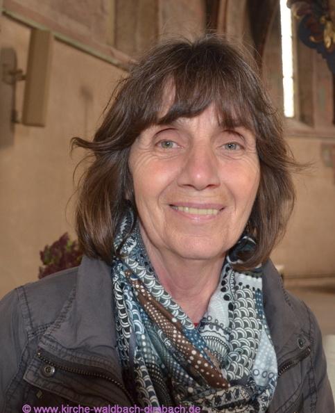 Diakoniebeauftragte Hannelore Laumann