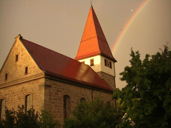 Kirche Unterheimbach