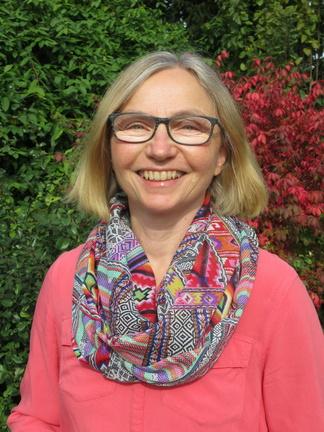 Pfarrerin Brigitte Ebert