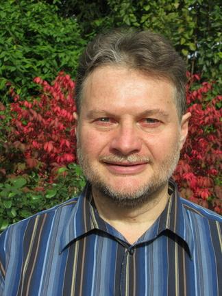 Pfarrer Dieter Ebert