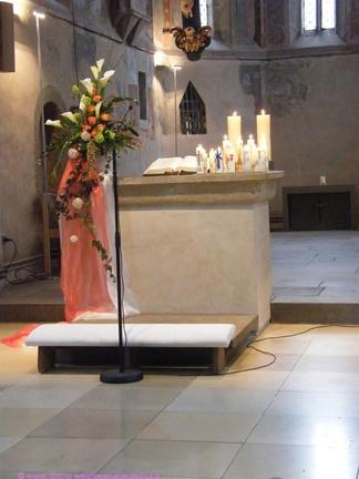 Altar Kilianskirche Waldbach