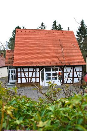 Pfarrscheuer Waldbach