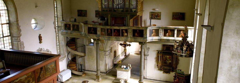 Offene Kiliankirche Waldbach