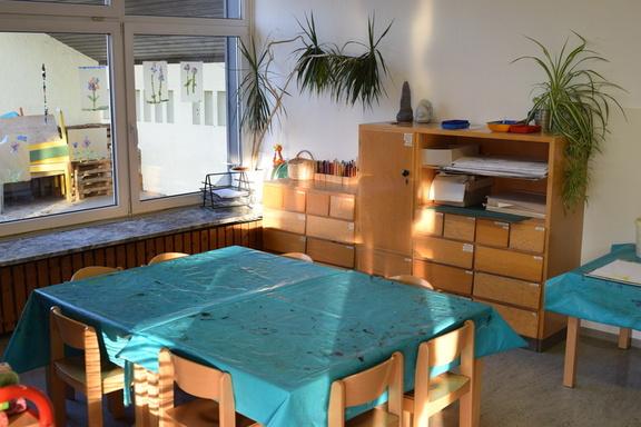 Kindergarten Waldbach Gruppenraum