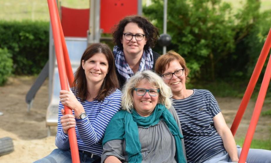 Kindergarten Team Waldbach / Erzieherinnen