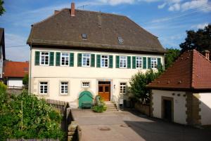 Pfarrhaus Waldbach